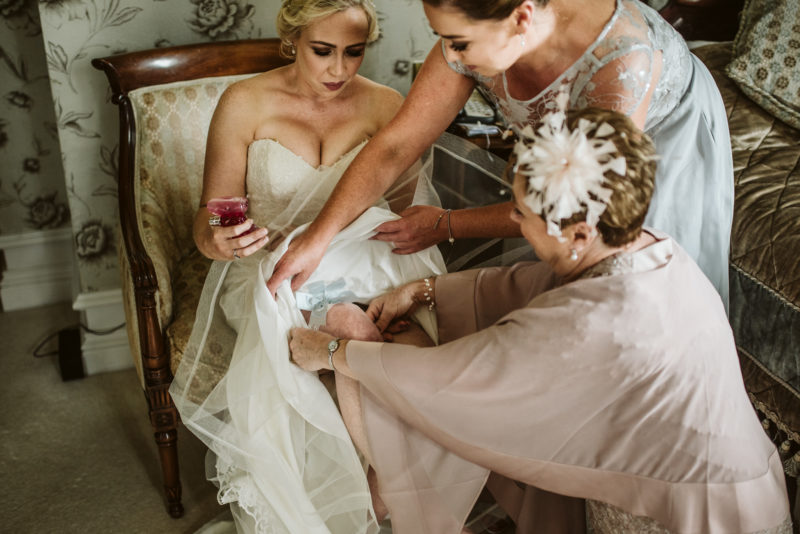 Kilronan Castle Wedding Irish Wedding Photographer Castle Wedding in Ireland-112