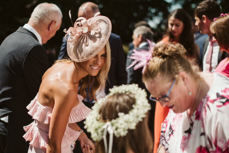 Top Documentary Wedding Photographer Dublin. Ballymagarvey Village Wedding -3