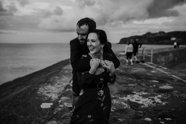 Howth engagement photos