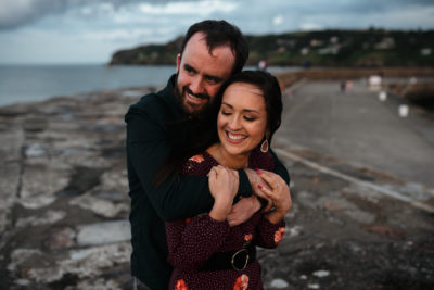 Photographer Howth - Engagement - Lifestyle Photos from a Couple Session in Howth