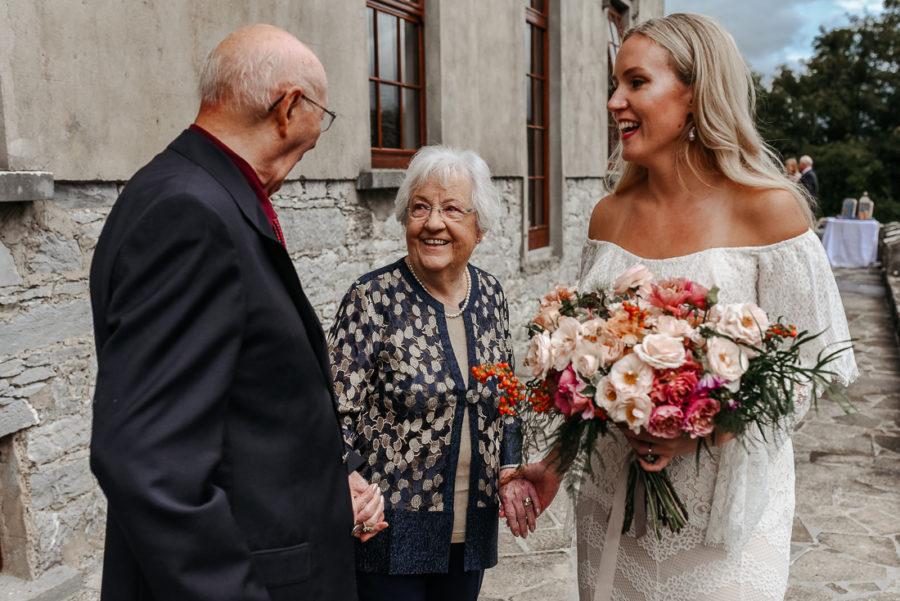 Blackwater Castle Cork Destination Wedding Photographer Ireland-20