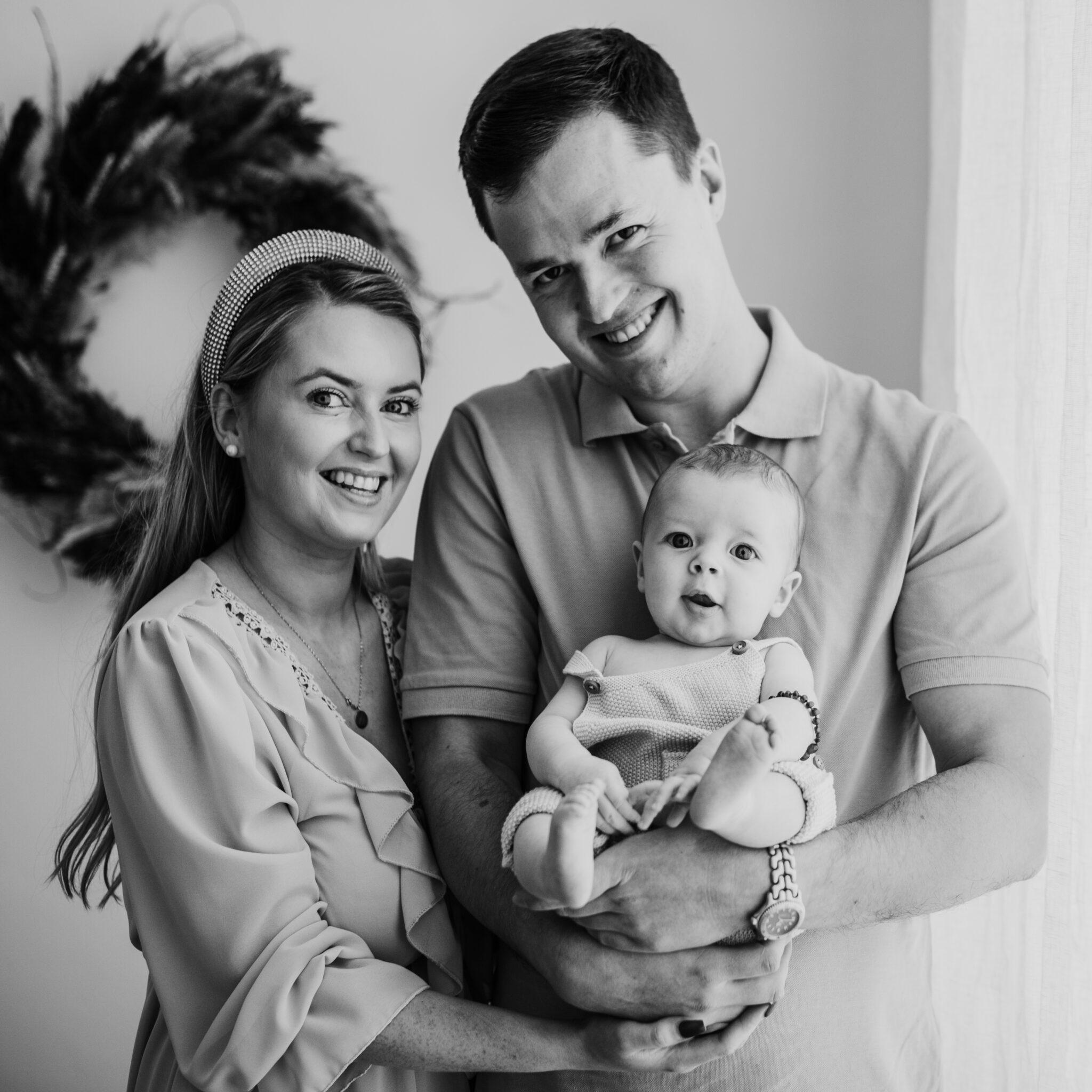 baby portraits candid family photography Dublin Malahide Howth Raheny