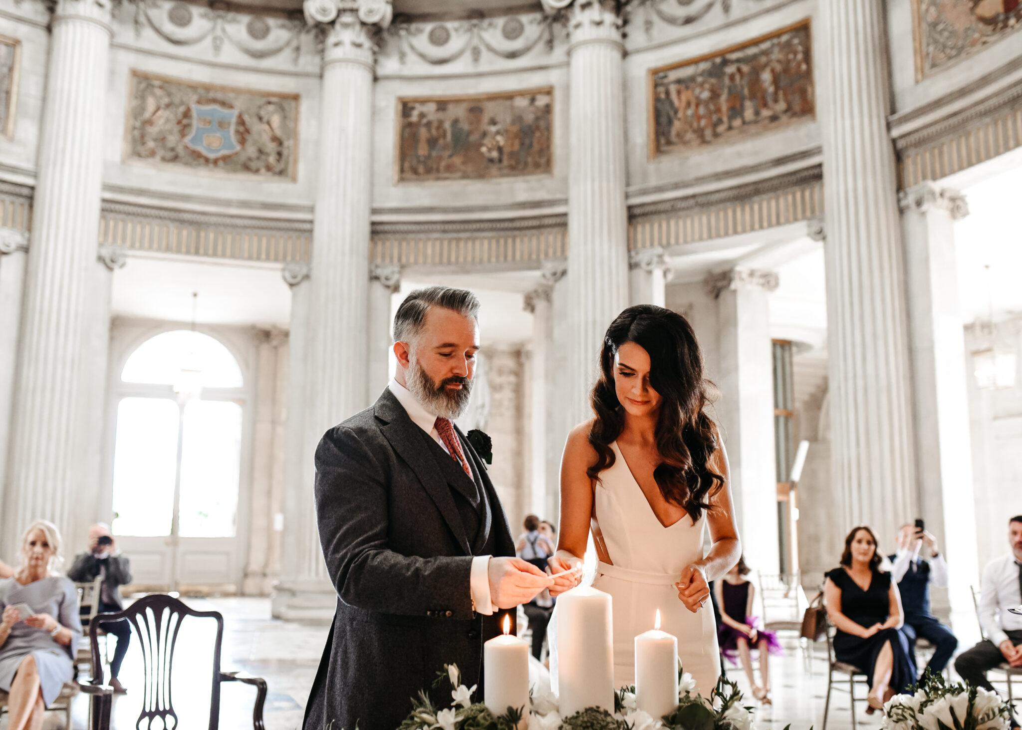 City Hall Wedding Photos Intercontinental Hotel Dublin 10