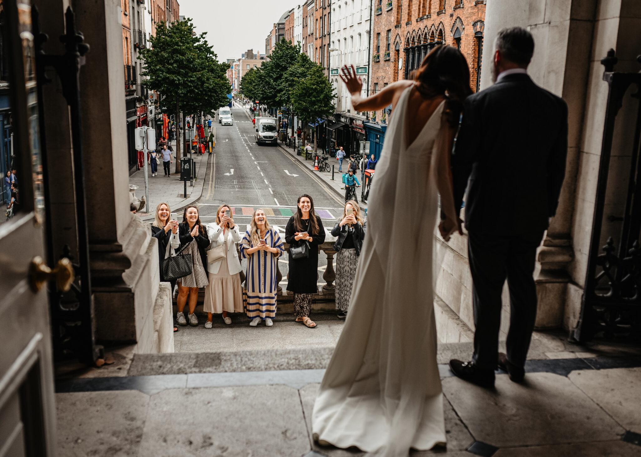 City Hall Wedding Photos Intercontinental Hotel Dublin 14