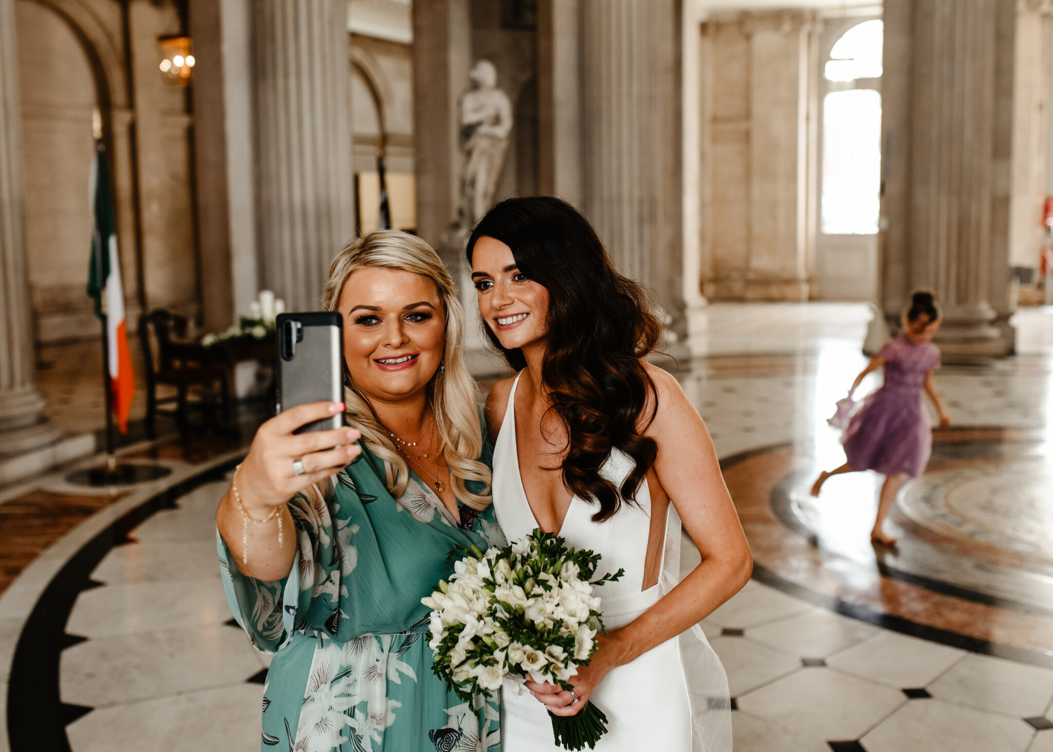 City Hall Wedding Photos Intercontinental Hotel Dublin 20