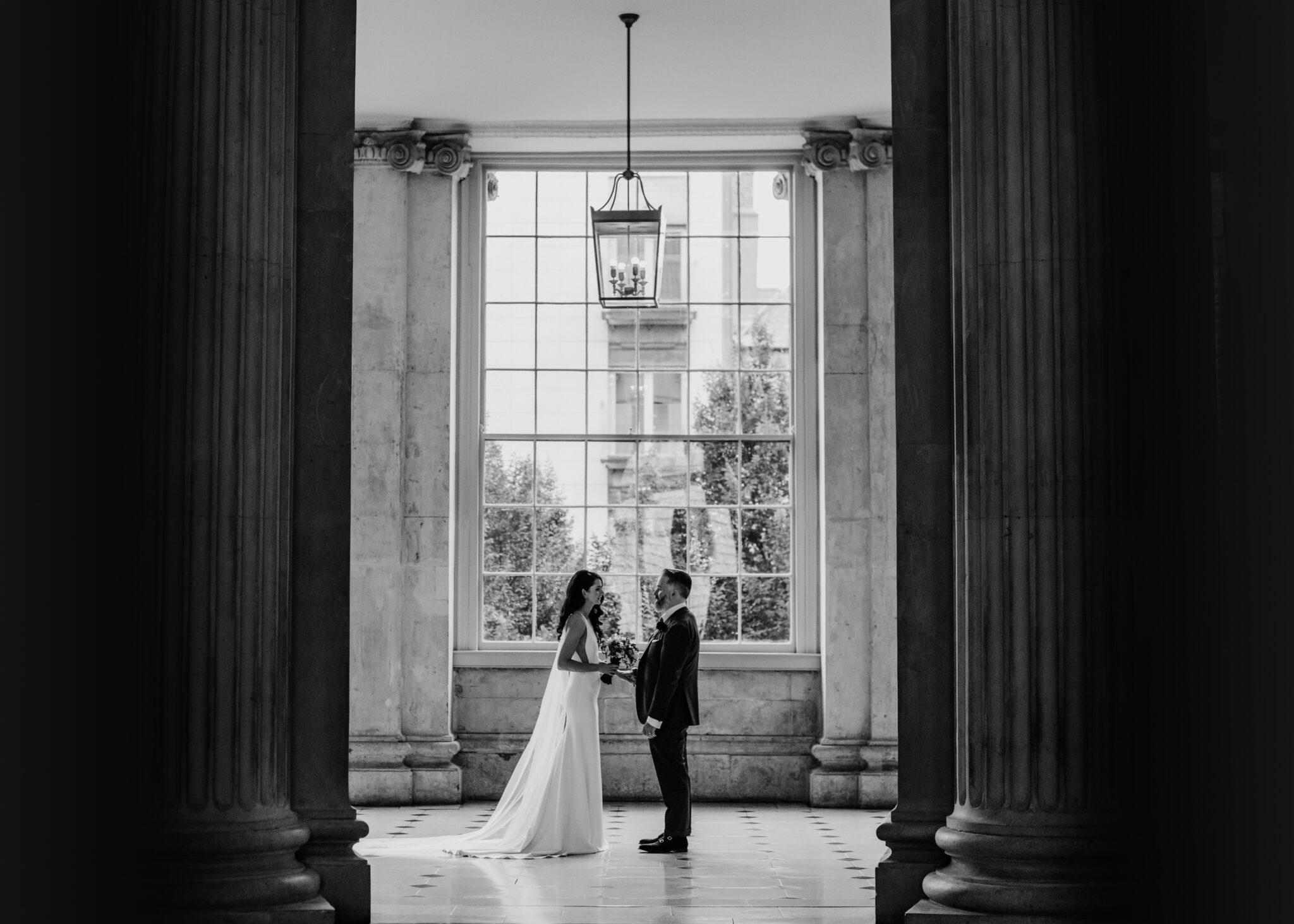 City Hall Wedding Photos Intercontinental Hotel Dublin 27