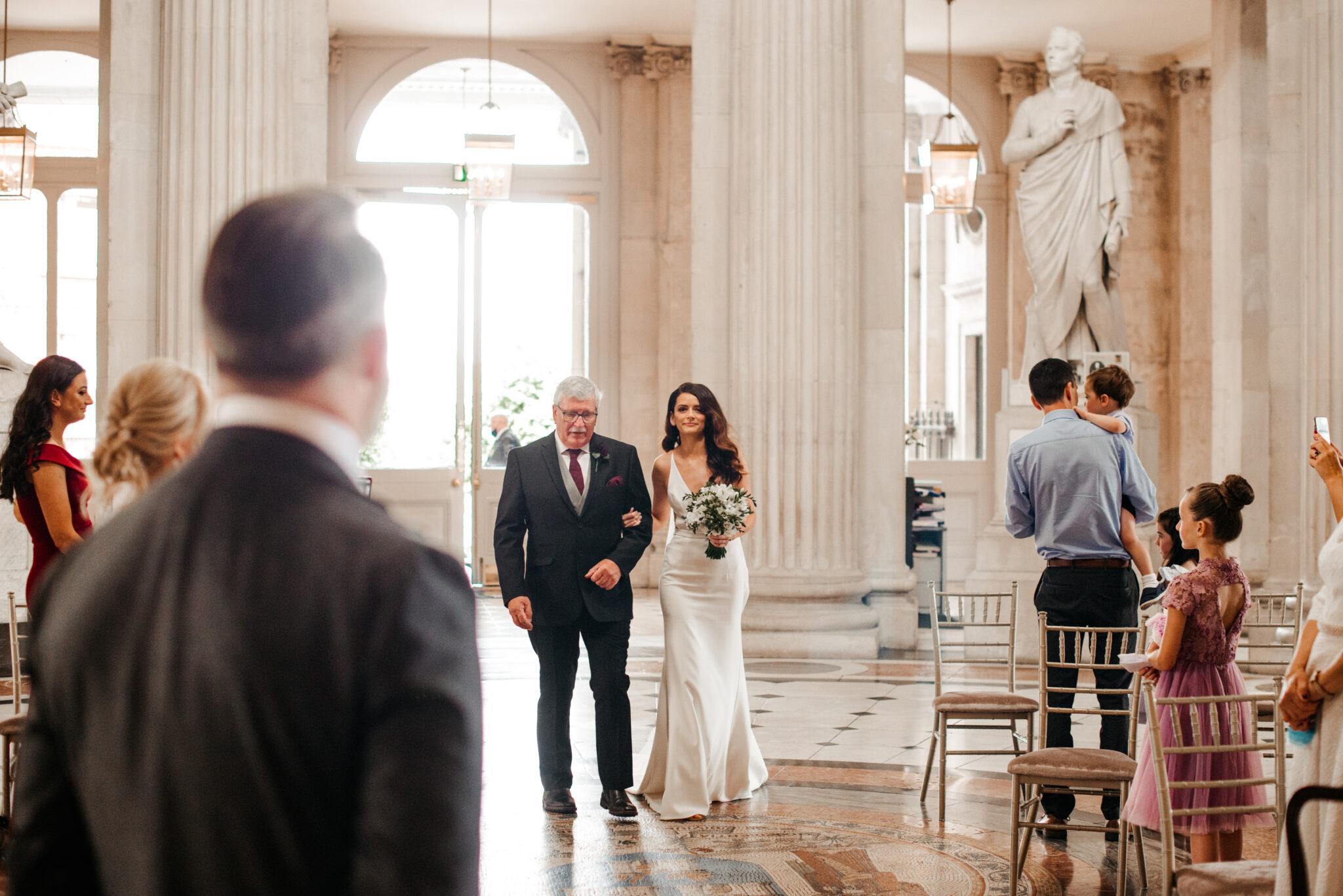 City Hall Wedding Photos Intercontinental Hotel Dublin 9
