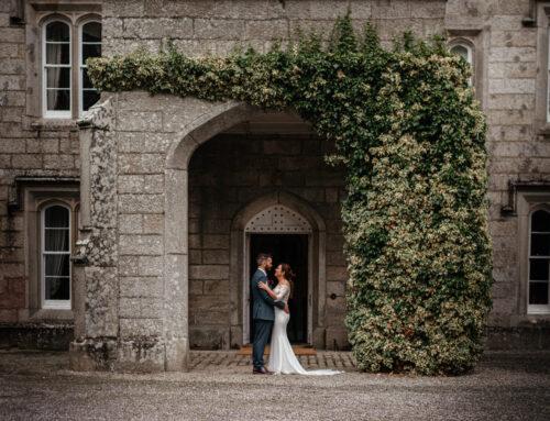 M + A ~ Lisnavagh House Weddind ~ Carlow Wedding Photographer