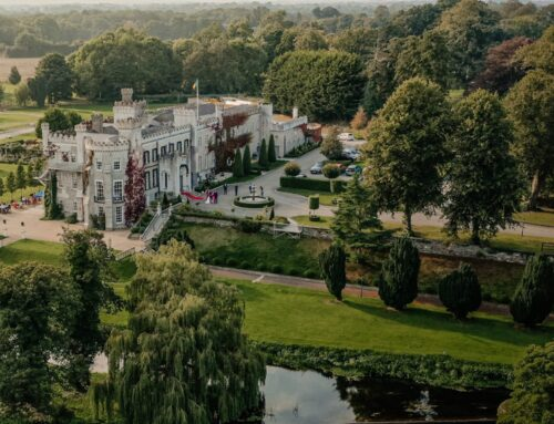K A + O ~ Bellingham Castle Wedding ~ Louth Wedding Photographer